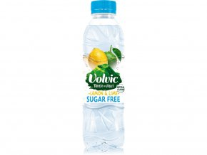 Ochucená voda Citron Limeta bez cukru 500ml