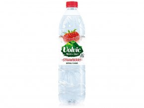 Ochucená voda Jahoda 1,5l