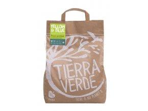 Tierra Verde – Prací prášek na barevné prádlo (Yellow & Blue), 5 kg