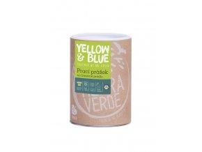 Tierra Verde – Prací prášek na barevné prádlo (Yellow & Blue), 850 g