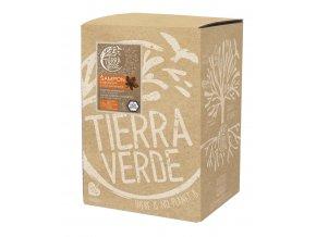 Tierra Verde – Šampon kaštanový svůní pomeranče, 5 l