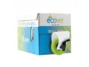 ECOVER tekutý prací prostředek koncentrovaný 15 l ( náplň do stojanu ) ECOCERT