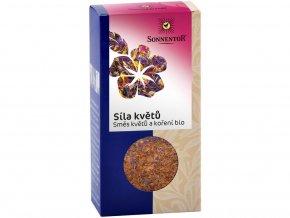 Bio Síla květů - směs květů a koření 35g