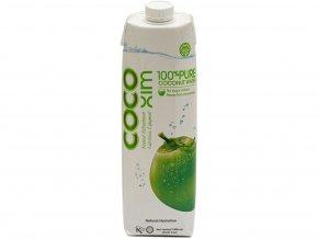Kokosová voda 100% Pure 1000ml