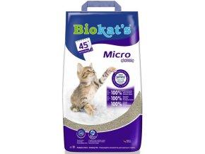 Podestýlka Cat Biokat's Micro 7 l