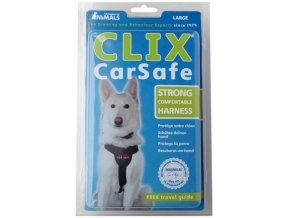 Postroj nylon s bezpečnostním pásem Clix large