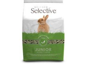 Supreme Science®Selective Rabbit - králík Junior 1,5 kg