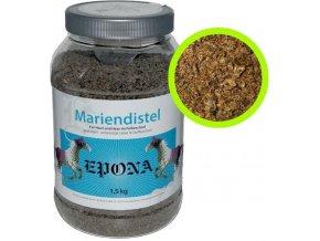 EPONA Mariendistel Granulát - gran. z ostropestřce 1,5 kg