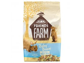 Supreme Tiny FARM Friends Rabbit Baby - králík jun 2,5 kg