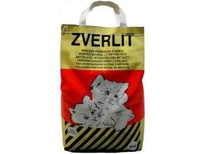 Podestýlka Cat Zverlit s vůní - červená 6 kg