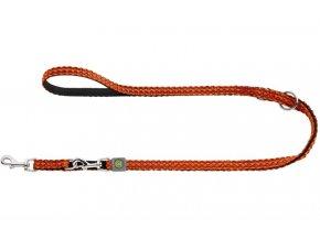 Vodítko Hilo přep. oranžový 15/200 Hunter