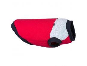 Obleček-Mikina Denver 25cm red-gray amiplay