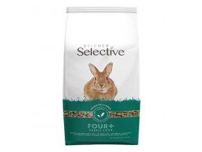 Supreme Science®Selective Rabbit - králík senior 3 kg