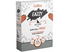 Podestýlka Cat Calibra EAZZY Ultra Fine&Fresh 6 kg