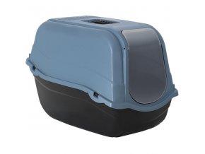 WC kryté ECO 57x39x41cm modré Duvo+