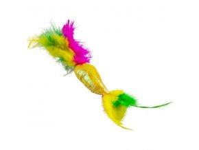 Hračka cat Multicolor Blinky 2ks Duvo+