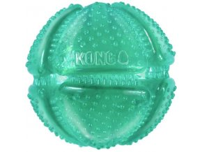 Hračka guma Squeezz Dental míč KONG M