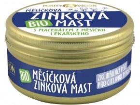 Bio Měsíčková zinková mast 70ml