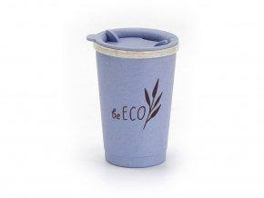 Eko kelímek Espresso modrý 280ml