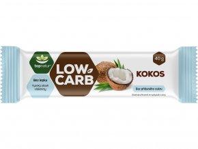 Tyčinka Low carb kokos natural 40g