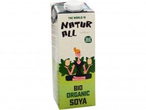 Bio nápoj sójový 1l