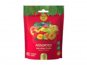 Sušené ovoce směs (assorted) - celé plody 150g