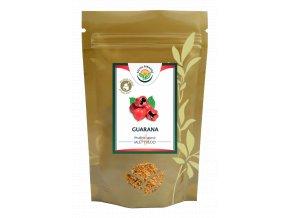 Guarana mleté semeno