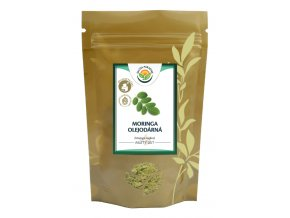 Moringa olejodárná list mletý 100g