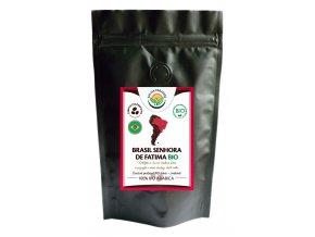 Káva - Brasil Senhora de Fatima BIO