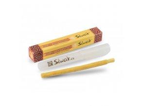 Siwak Miswak přírodní kartáček + pouzdro