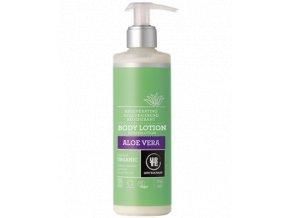 Urtekram Tělové mléko BIO Aloe vera 245 ml
