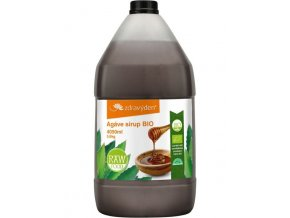 Agáve sirup BIO RAW 4050ml