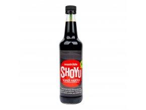 Shoyu sójová omáčka 500ml BIO   COUNTRYLIFE