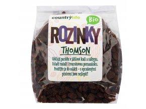 Rozinky Thomson 500g BIO COUNTRYLIFE