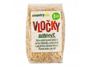 Vločky quinoové 250g BIO COUNTRYLIFE