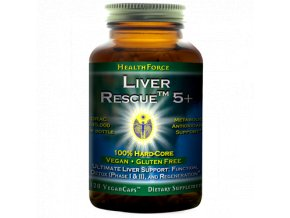 Liver Rescue™ 120 kapslí HealthForce