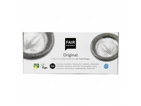 Kondom original 100 ks   FAIR SQUARED