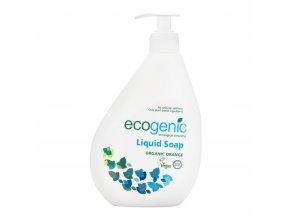 ECOGENIC tekuté mýdlo s pomerančem 500 ml
