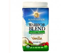 Protein Blend Bio Vanilkový 1 kg Sunwarrior