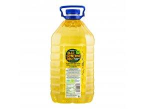 Olej slunečnicový dezodorizovaný na smažení a pečení 5l BIO   COUNTRYLIFE