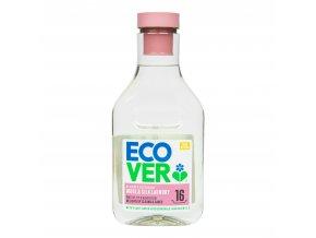 ECOVER  tekutý prostředek na jemné prádlo Leknín a cukrový meloun 750 ml