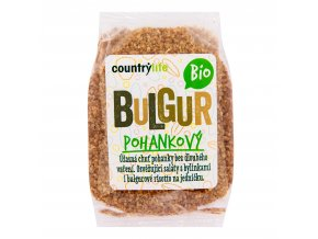 Bulgur pohankový 250g BIO COUNTRYLIFE