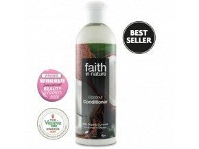 Faith in Nature přírodní kondicionér BIO Kokos 250 ml