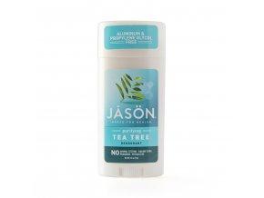 Deodorant tuhý tea tree 71 g   JASON