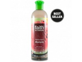 Faith in Nature BIO Šampon Vodní meloun 250 ml