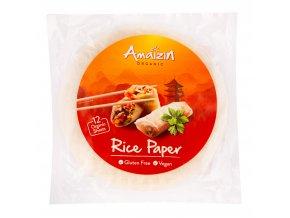 Rýžový papír 110g BIO AMAIZIN