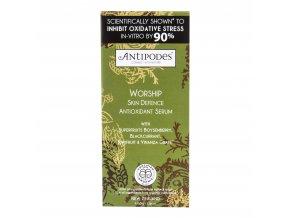 Sérum ochranné s antioxidanty WORSHIP30 ml ANTIPODES