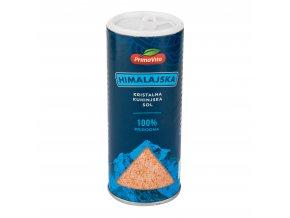 Sůl himálajská růžová jemná 200g   PRIMAVITA