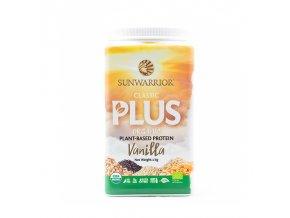 Protein Plus Bio Vanilkový 1 kg Sunwarrior