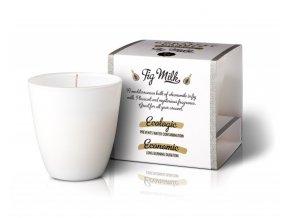 The Greatest Candle Vonná svíčka ve skle (130 g) - fík